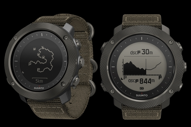 Suunto traverse alpha for Adventure watches
