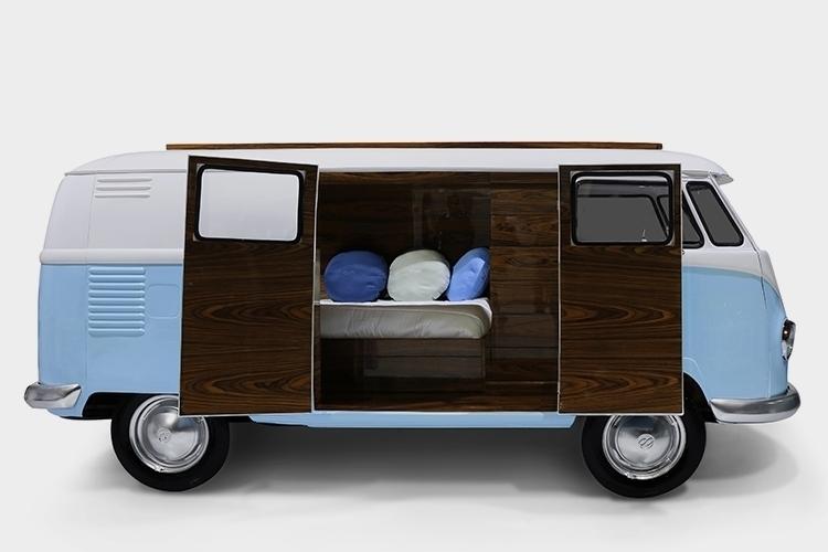 Circu Bun Van Bed 2