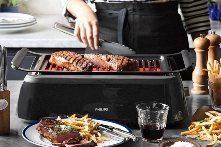 philips smokeless infrared grill