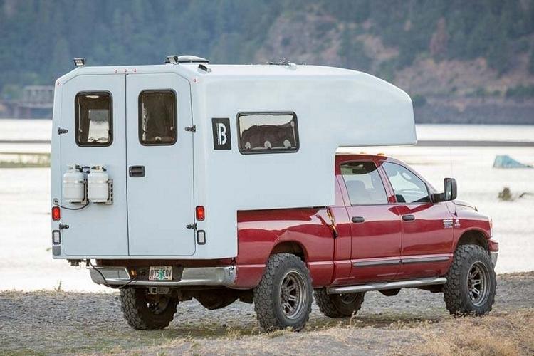 2016 Ford Ranger >> Bahn Truck Camper