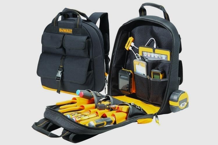 Dewalt Usb Charging Tool Backpack 1