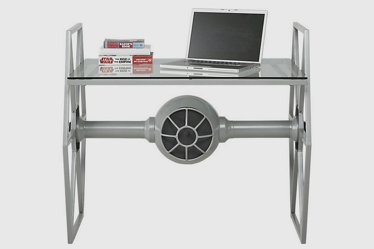 Star Wars Tie Fighter Desk 2
