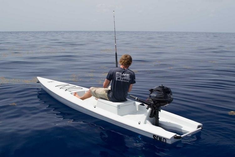 Solo Skiff Fishing Kayak