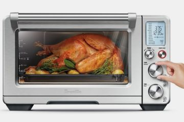 Breville S Latest Smart Oven Can Slow Cook Dehydrate Air Fry And More