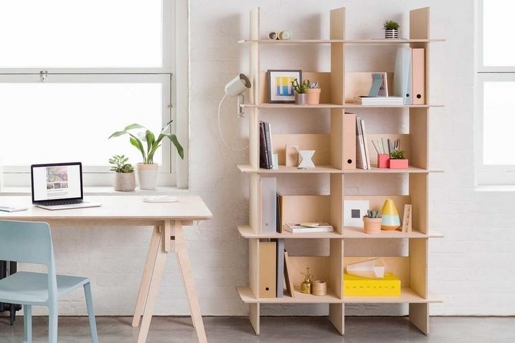 Opendesk Linnea Bookshelf 2