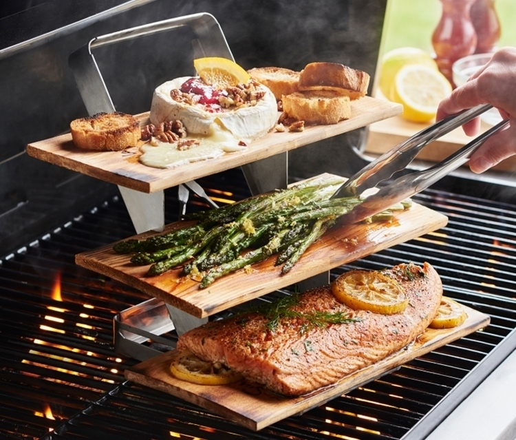sur-la-table-3-tier-grilling-plank-holder-1