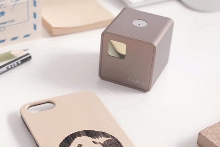 Cubiio Portable Laser Engraver