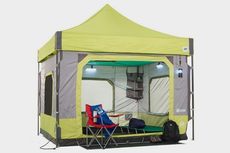E Z Up Camping Cube