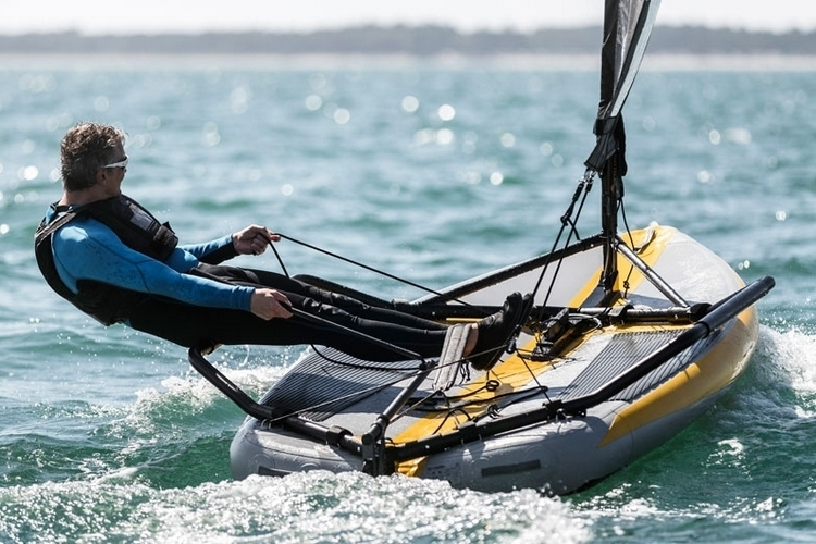 Tiwal 3.2 Inflatable Sailing Dinghy