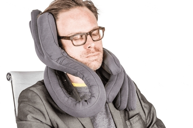 Monpere Travel Pillow
