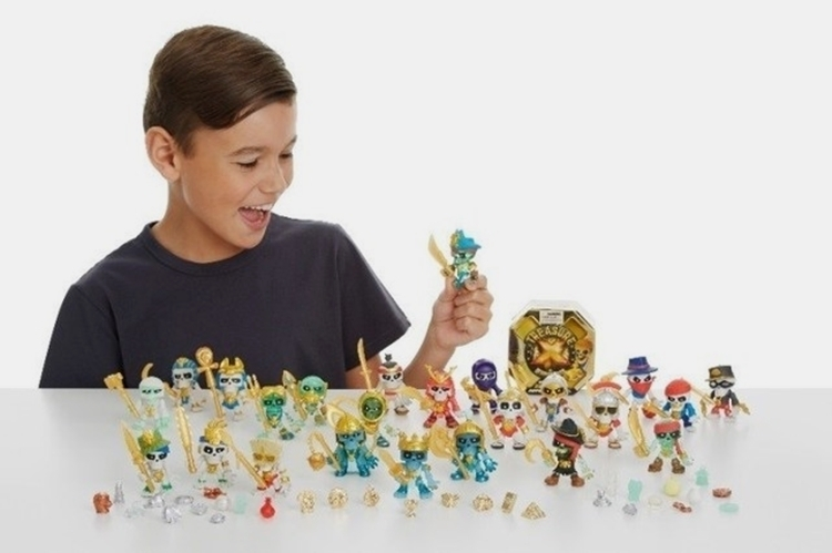 Moose Toys Treasure X