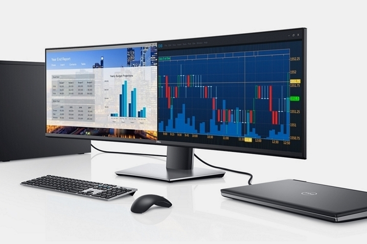 Dell Ultrasharp 49 Inch Curved Monitor
